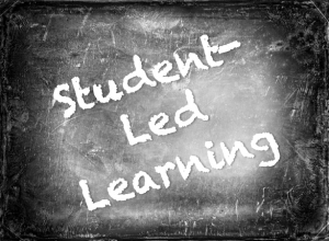 Student led learning small