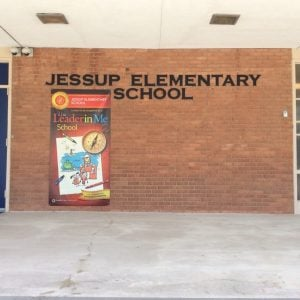 Jessup Elementary Leader in Me