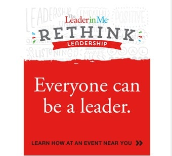 The leader in me rethink leadership feature image