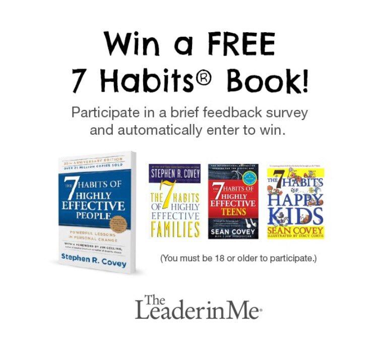 Survey giveaway
