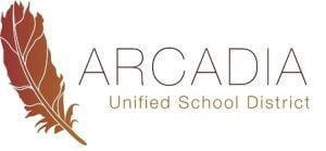 Arcadia Unified School District logo