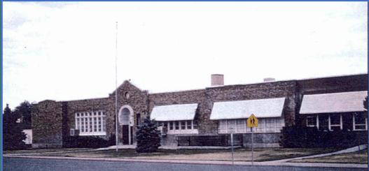 Taylor elementary school in Payson, Utah
