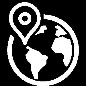 Icon white locations