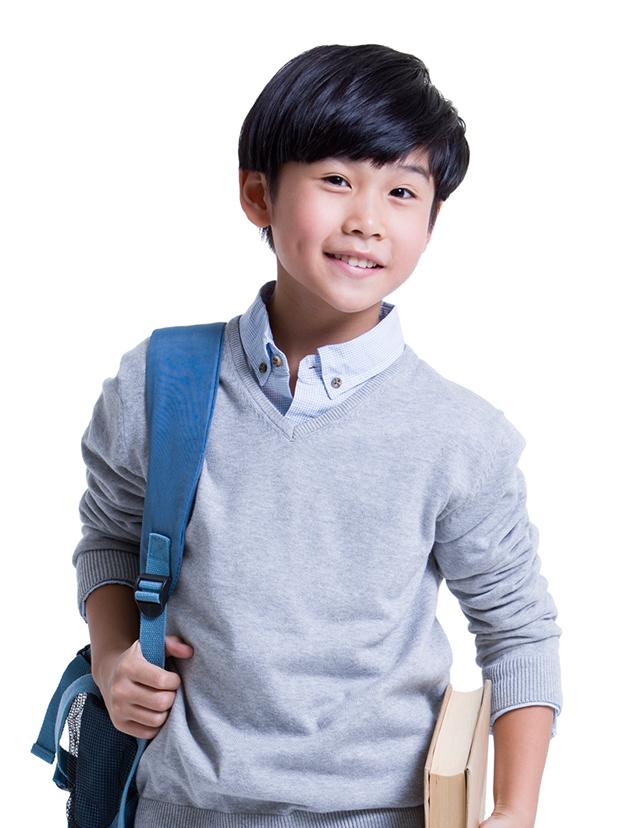 Student elementaryboy