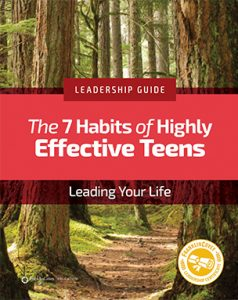 Student leadership course 7habits