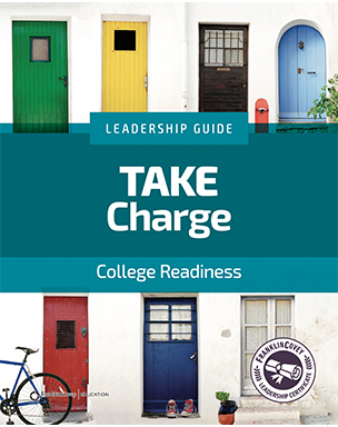 Student takechargeleadershipcourse
