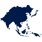 Regions asia