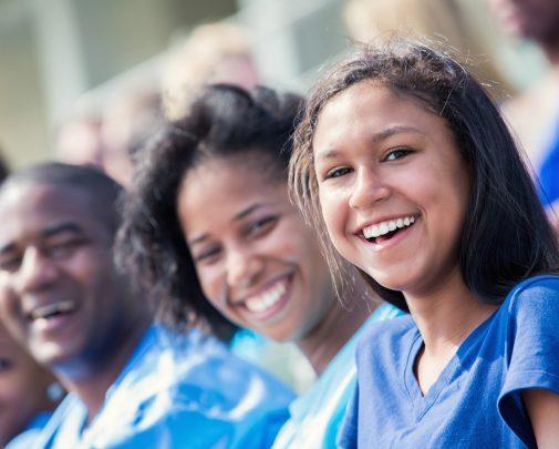 College readiness high school