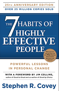 Our story 7habits25thanniversarybook