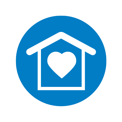 House with Heart for Physical and Social environment