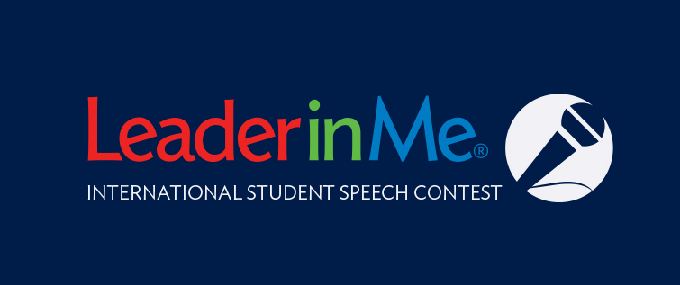 leader in me student speech contest