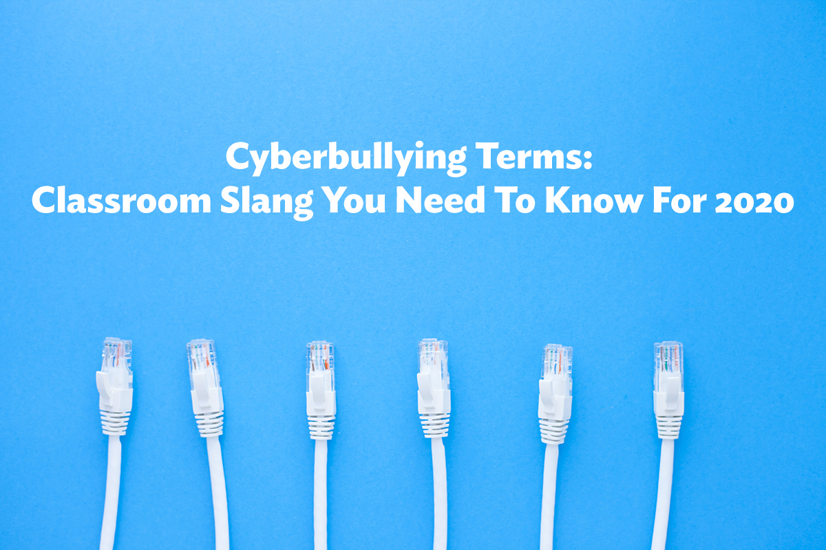 cyberbullying terms